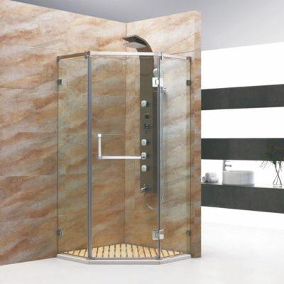 Shower Enclosures | Shower Enclosure - SE-C25 |by Hospitality Finishes