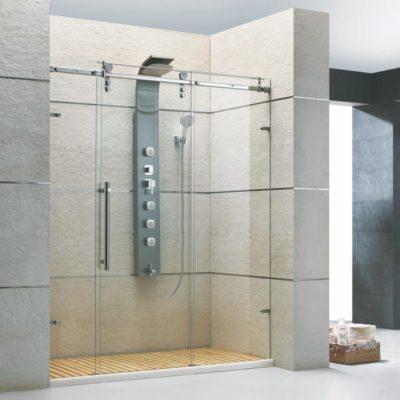 Shower Enclosures | Shower Enclosure - SE-T19 |by Hospitality Finishes
