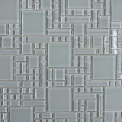 Super White Mosaic